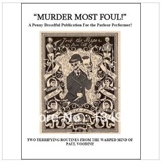 Paul Voodini - Murder most Foul