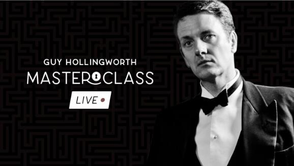 Guy Hollingworth Masterclass Live (20st December 2020)