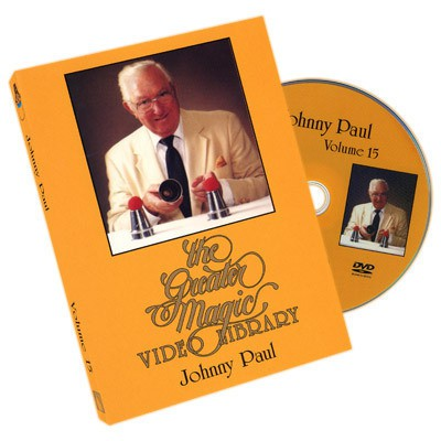 Greater Magic Video Library 15 - Johnny Paul 2