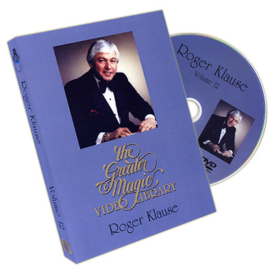 Greater Magic Video Library 12 - Roger Klause vol2
