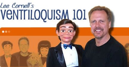 Lee Cornell - Ventriloquism 101