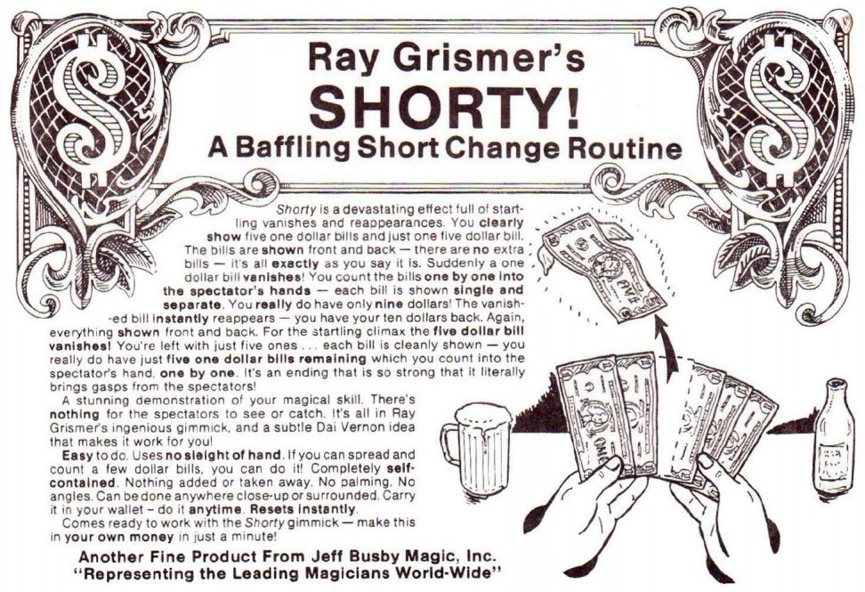 Ray Grismer - SHORTY!